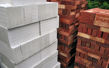 Building materials – bricks and blocks